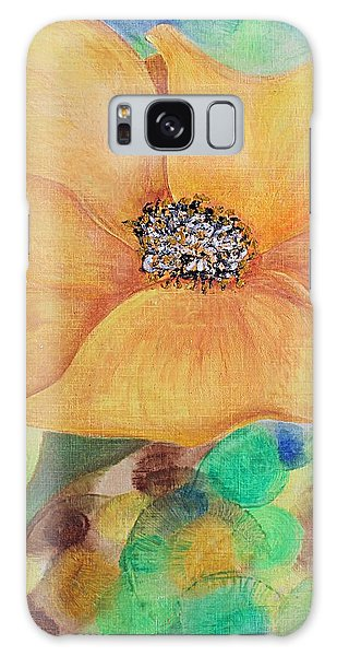 Bees Delight Galaxy Case
