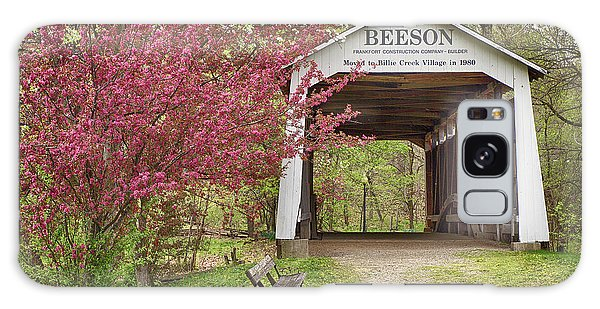 Beeson Covered Bridge Galaxy Case