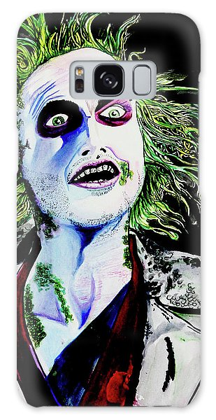 Galaxy Case featuring the painting Beetlejuice by eVol i