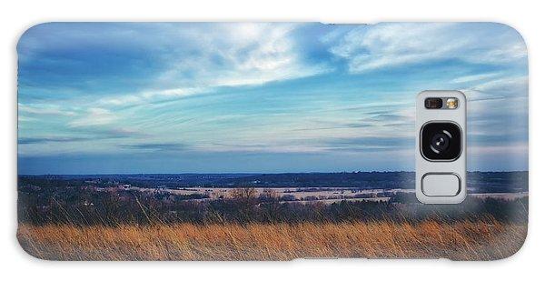 Before Sunset At Retzer Nature Center - Waukesha Galaxy Case by Jennifer Rondinelli Reilly - Fine Art Photography