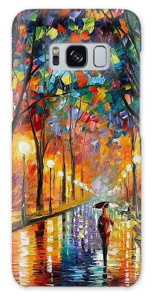 Oil Galaxy Case - Before The Celebration by Leonid Afremov