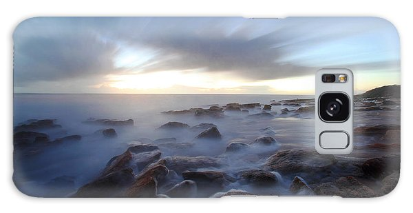 Galaxy Case featuring the photograph Before The Sun by Robert Och