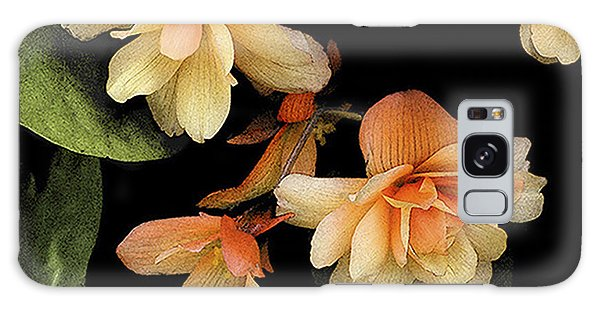 Begonias 2 Galaxy Case