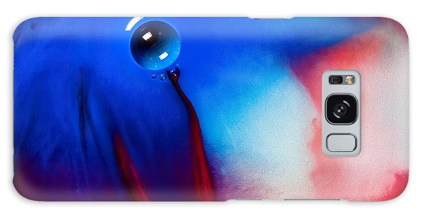 Behind Blue Eye Galaxy Case