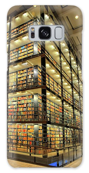 Beinecke Library At Yale University Galaxy Case