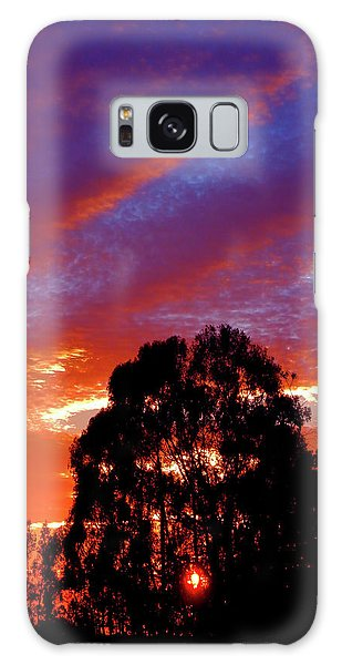 Being There Galaxy Case