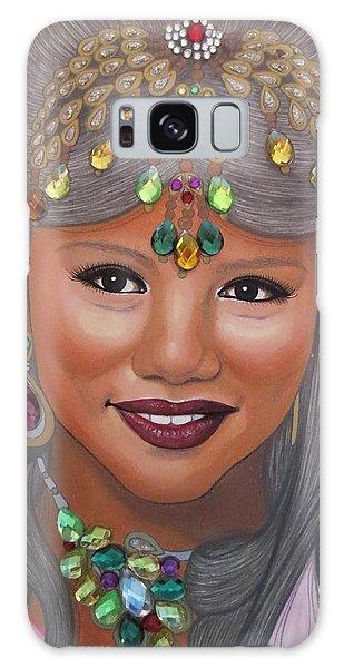 Bejeweled Beauties - Bindiya Galaxy Case by Malinda Prudhomme