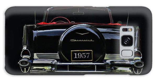Chrome Galaxy Case - Bel Air Nights by Douglas Pittman