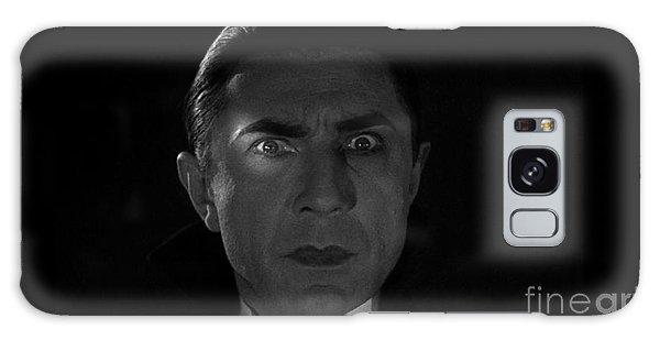 Bela Lugosi  Dracula 1931 And His Piercing Eyes Galaxy Case