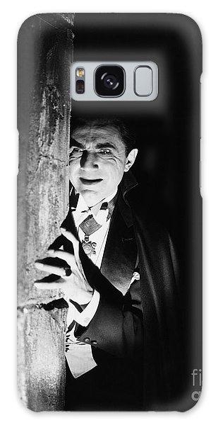 Bela Lugosi Dracula Galaxy Case by R Muirhead Art