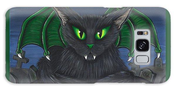 Bela Vampire Cat Galaxy Case