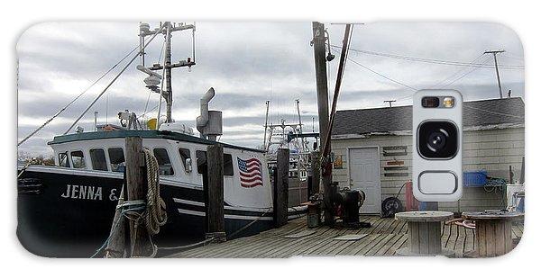 Belford Nj Fishing Port Galaxy Case