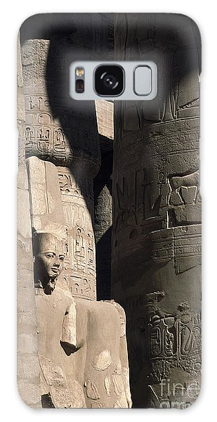 Belief In The Hereafter - Luxor Karnak Temple Galaxy Case