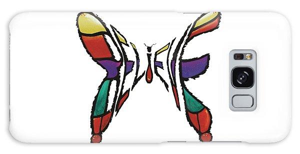Believe-butterfly Galaxy Case