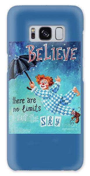 Believe Galaxy Case