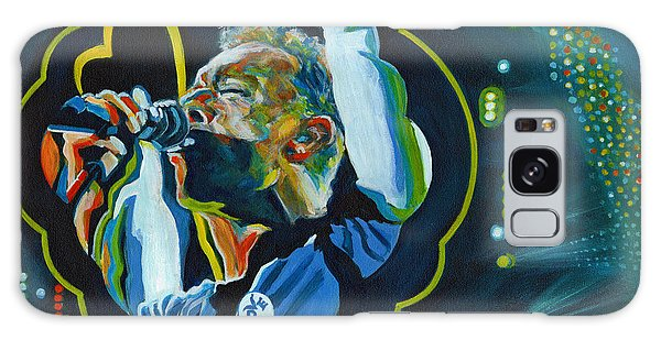 Believe In Love - Chris Martin Galaxy Case