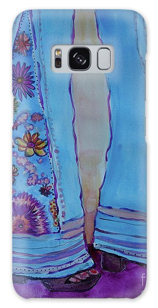 Bell Bottoms Galaxy Case