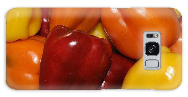 Bell Peppers 2 Galaxy Case