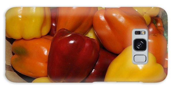 Bell Peppers Galaxy Case