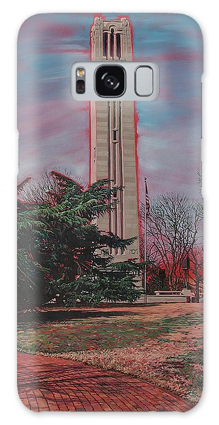 Bell Tower Galaxy Case