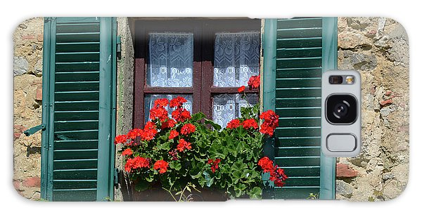 Bella Italian Window  Galaxy Case