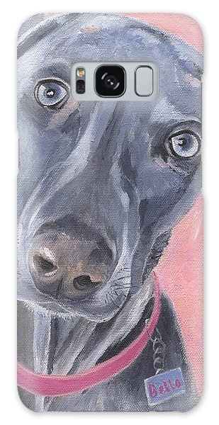 Galaxy Case featuring the painting Bella by Jamie Frier
