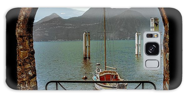 Bella Varenna - For Print Or Wrapped Canvas Galaxy Case