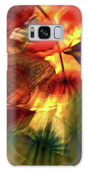 Bellagio Ceiling Sculpture Abstract Galaxy Case