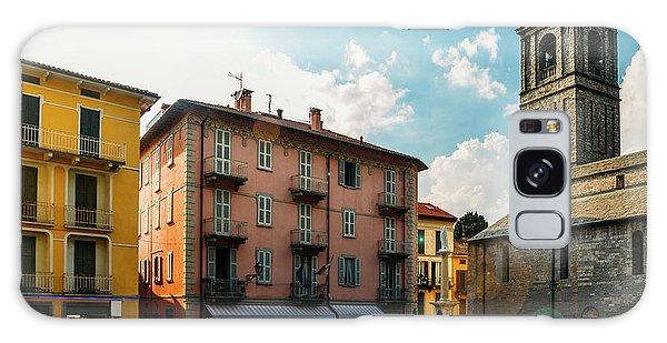 Bellagio, Lake Como, Italy. Galaxy Case