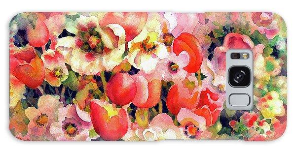 Belle Fleurs II Galaxy Case