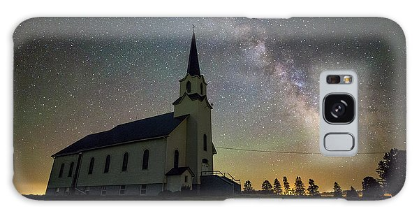 Galaxy Case featuring the photograph Belleview by Aaron J Groen