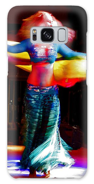 Belly Dance Galaxy Case by Andy Za