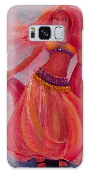 Belly Dancer Galaxy Case
