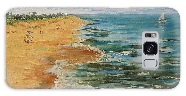 Beloved Beach - Sold Galaxy Case