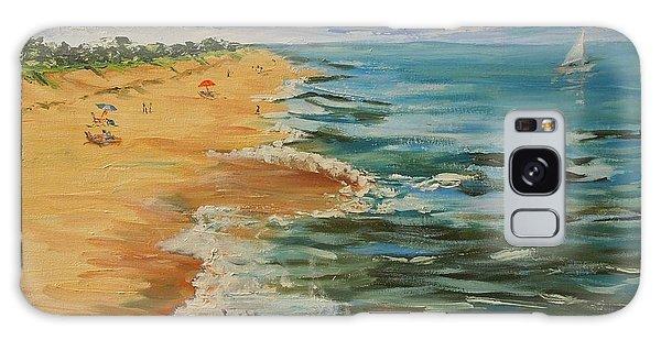 Beloved Beach - Sold Galaxy Case by Judith Espinoza