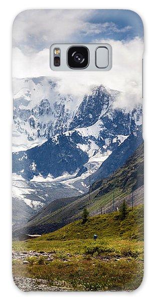 Belukha Mountain. Altay. Russia Galaxy Case
