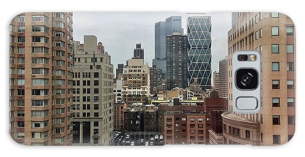 Belvedere Hotel New York City  Room With A View Galaxy Case