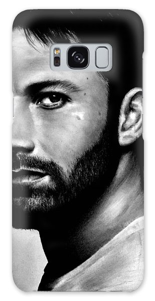 Ben Affleck Galaxy S8 Case - Ben Affleck by Rick Fortson