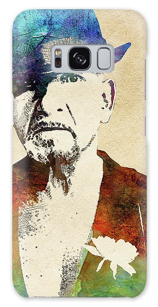 Ben Kingsley Galaxy Case by Mihaela Pater