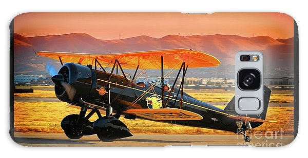 Ben Scott's Stearman Speedmail 4e Version 2 Galaxy Case