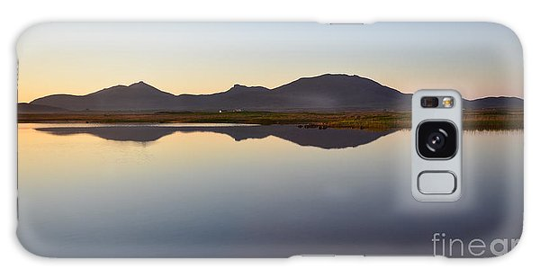 Scottish Galaxy Case - Benbecula by Smart Aviation