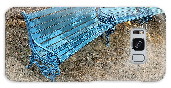 Benches And Blues Galaxy Case by Prakash Ghai