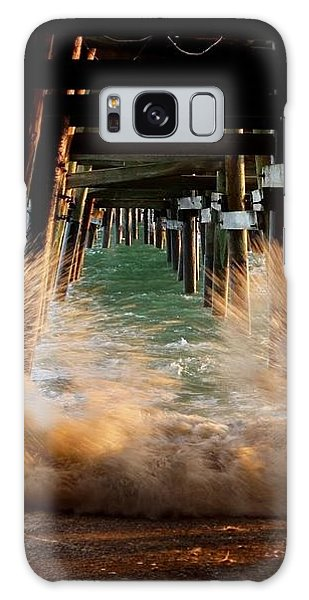 Beneath The Pier Galaxy Case
