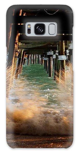 Beneath The Pier Galaxy Case