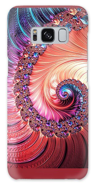 Beneath The Sea Spiral Galaxy Case