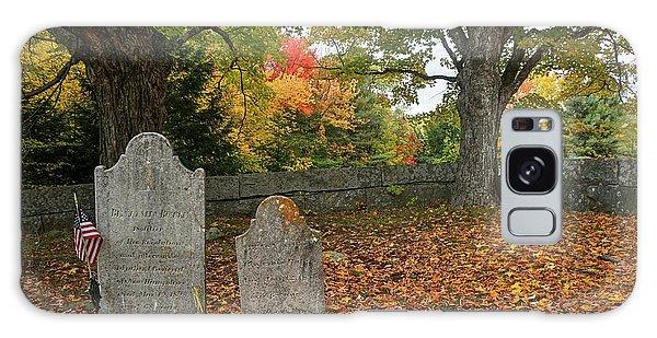 Benjamin Butler Grave Galaxy Case