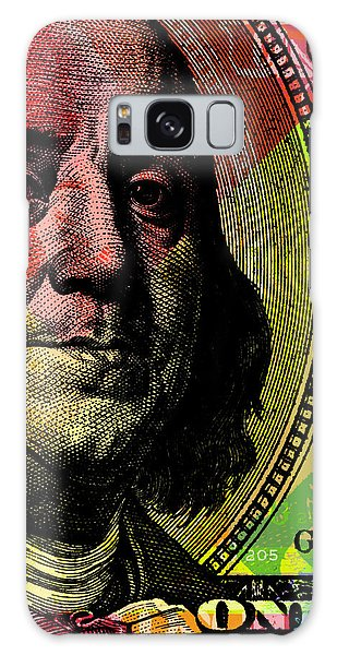 Benjamin Franklin - $100 Bill Galaxy Case