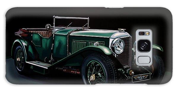 Automobile Galaxy Case - Bentley Open Tourer 1929 Painting by Paul Meijering