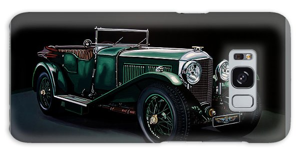 Coupe Galaxy Case - Bentley Open Tourer 1929 Painting by Paul Meijering
