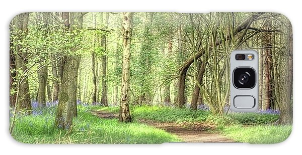 Bentley Woods, Warwickshire #landscape Galaxy Case